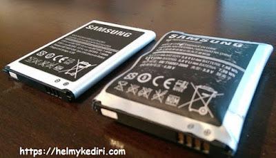 6 cara mencegah baterai smartphone menggembung