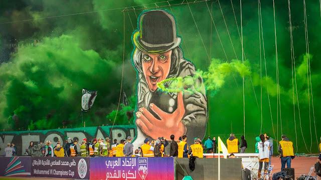 رسمياً: تأجيل مباراة الرجاء والإسماعيلي نصف نهائي البطولة العربية