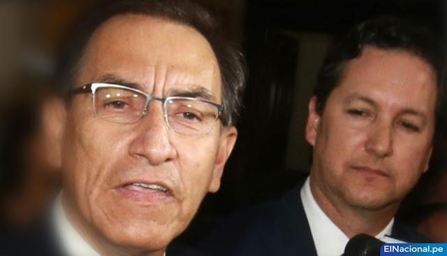 Martín Vizcarra postula al Congreso con Somos Perú
