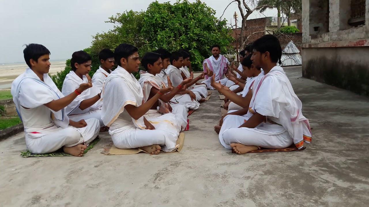 Raja thatha's blogs: Followers of Shukla Yajurveda Founded
