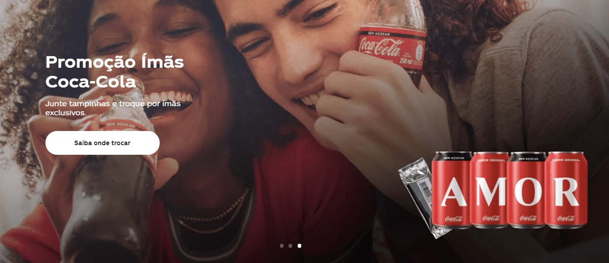Promoção Ímas Coca-Cola 2021 Junte e Troque - Onde Trocar