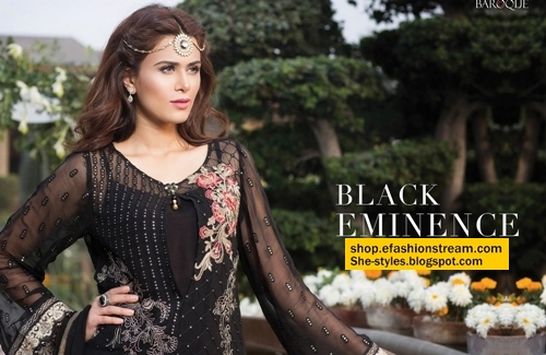 57eafa1aa8 Baroque is the brand that is known for its rich and luxurious articles ,  finest embroideries, appealing embellishments and unique designs.