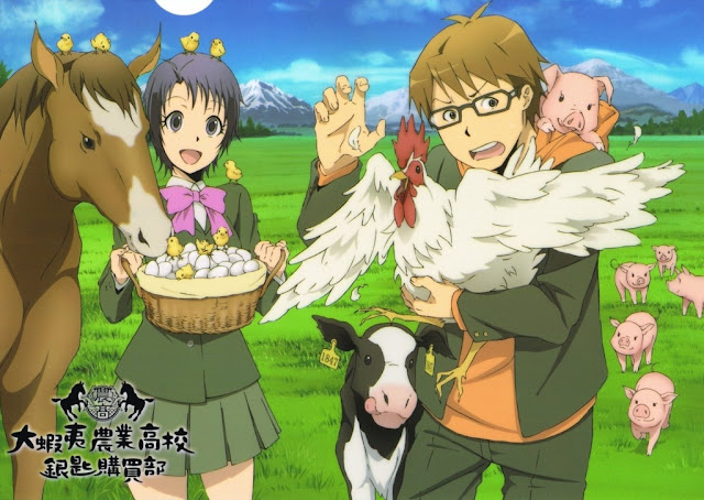 1401768336 835385621 l 15 Anime Terbaik Berlatar Pedesaan