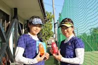 デ・ポーム・ワールド航空杯 第十一回大会 4位:別所・櫻田ペア