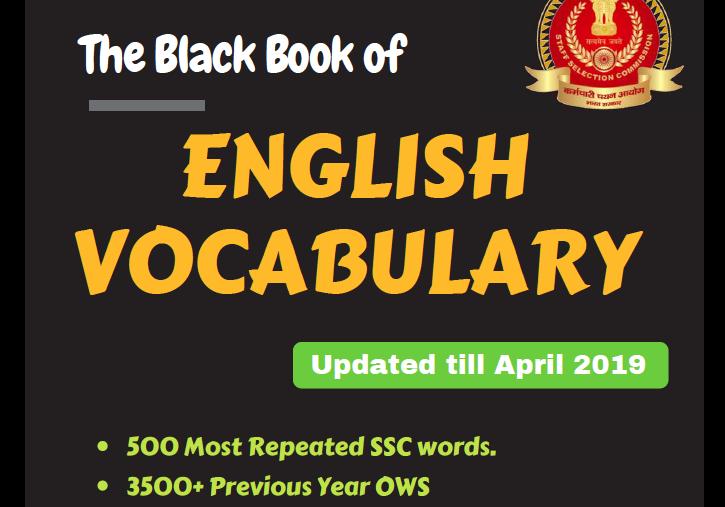 Demo File of The Black Book of English Vocabulary (Pre