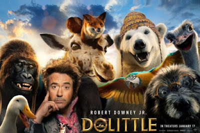 Dolittle, Seriously Served with Impressive Final Results