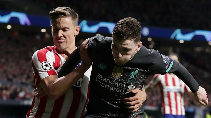 'Atletico more difficult than Barcelona for Liverpool'