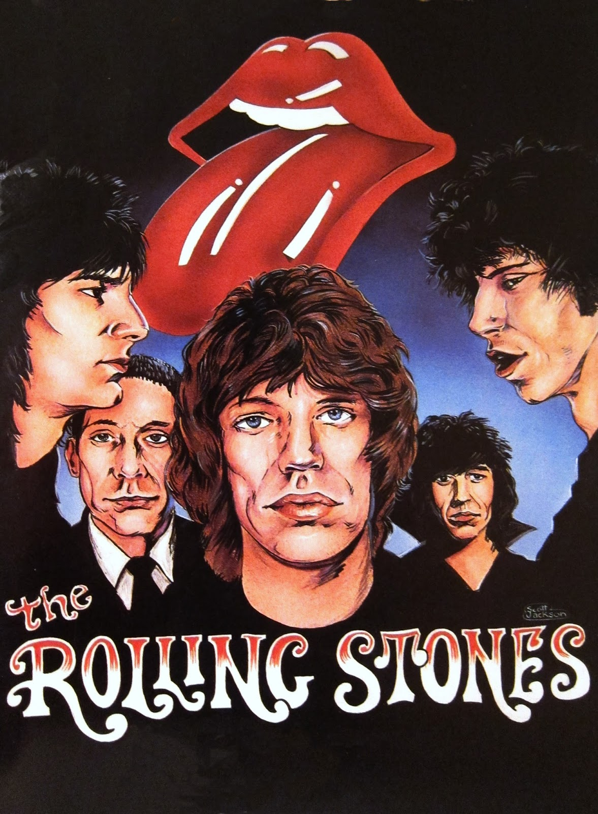 Dragon The Rolling Stones Gallery