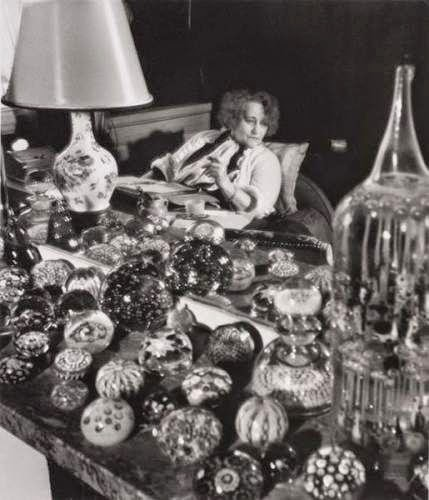 paperweights (& colette)