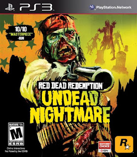 RED DEAD REDEMPTION UNDEAD NIGHTMARE PS3 TORRENT
