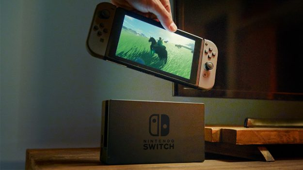 The new Nintendo Switch models are in production, video games 2019