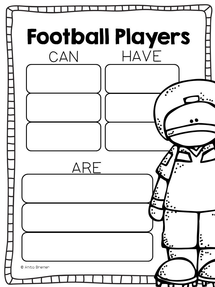 Mrs. Bremer's Class: Autumn Fun...Football Anyone?