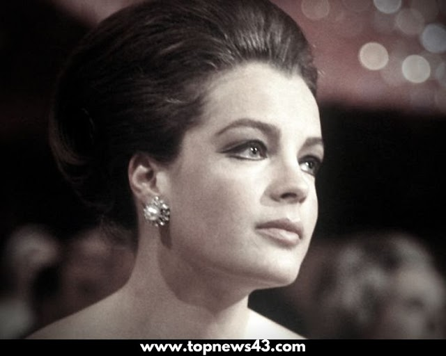 Romy Schneider Google Honours Film Star With A Doodle