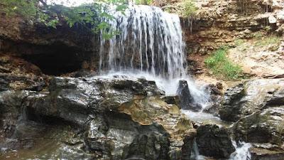 tanyard creek waterfall observation deck