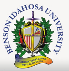 Benson Idahosa University Admission Lists