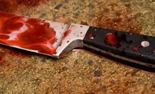 What a wickedness : former PDP Chairman's son stabs his wife to death.