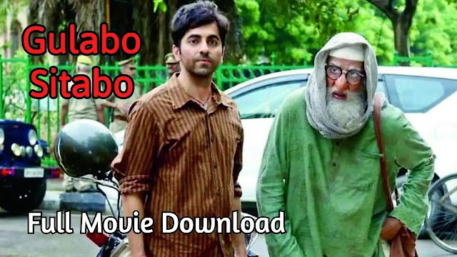Gulabo Sitabo Full Web Series Download for Free in Hindi 2020-Amazon Prime Video