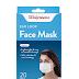 Walgreens Earloop Face Masks Small