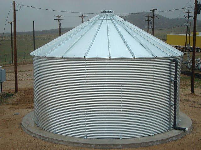 Corrugated metal wall panels
