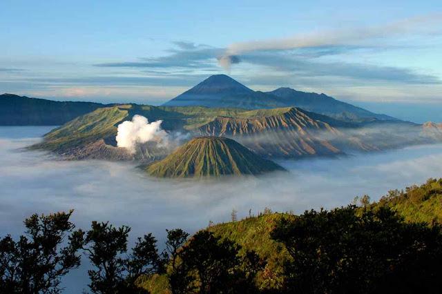 5 Tempat Wisata Terbaik di Indonesia