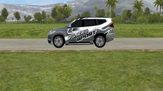 download mod bussid mobil pajero sport terbaru