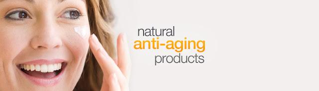 natural anti ageing serum