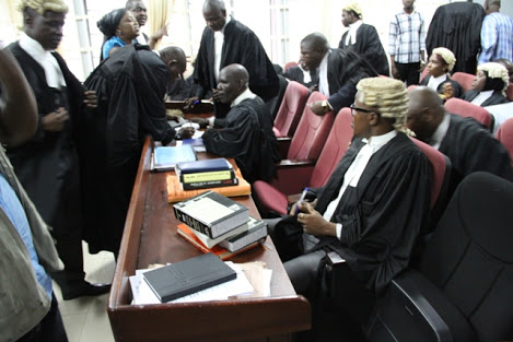 Lawyer Arraigned for Procuring False Court Just in Lagos
