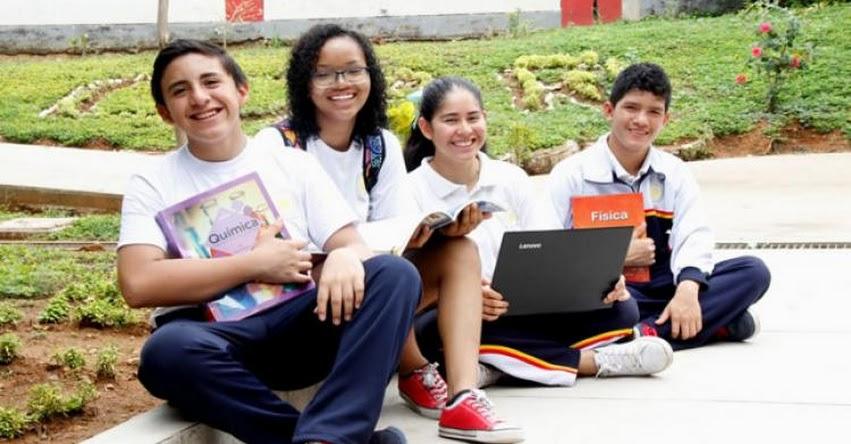 COAR: Concurso ofrece becas integrales para estudiantes de los Colegios de Alto Rendimiento a nivel nacional