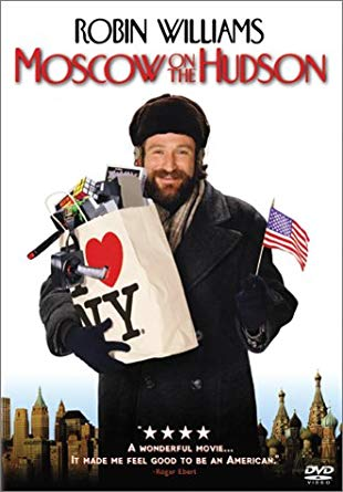 Moscow on the Hudson [1984] [DVDR] [NTSC] [Subtitulado]