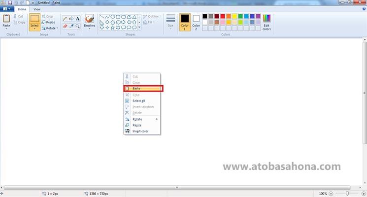 Cara Melakukan Screenshot di layar Laptop/Komputer dengan Mudah