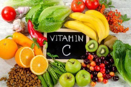 Vitamin C (Sifat, Fungsi, Manfaat, Dosis dan Efek Samping)
