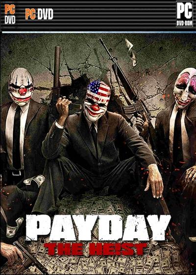 Pc Game โหลดเกม Payday