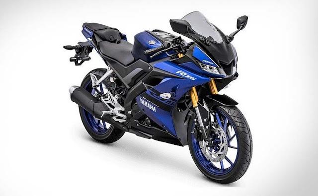 Yamaha  R15 V3 sport bike