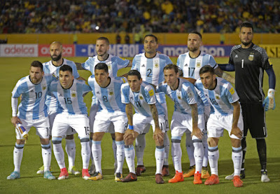 Rusia 2018, Conoce al equipo de Fútbol de Argentina