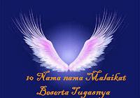 10 Nama nama Malaikat beserta Tugasnya
