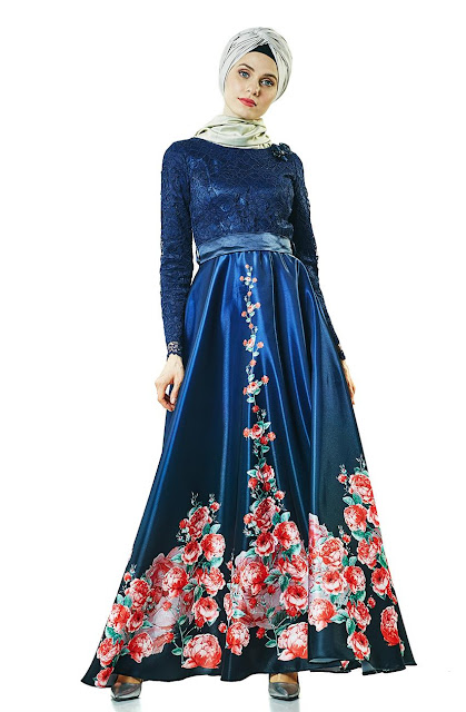 floral-hijab-dress-2018-fashion