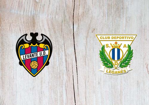 Levante vs Leganes -Highlights 8 February 2020
