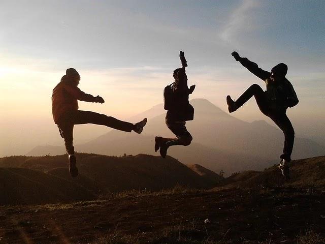 funny three friends