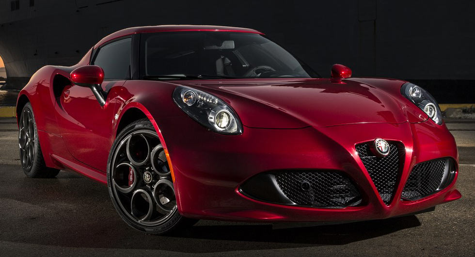 updated alfa romeo 4c reportedly coming next year. Black Bedroom Furniture Sets. Home Design Ideas