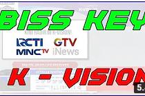 √ Analisa Frekuensi MNC Group di K Vision MNCTV RCTI GTV Apakah Biss Key?