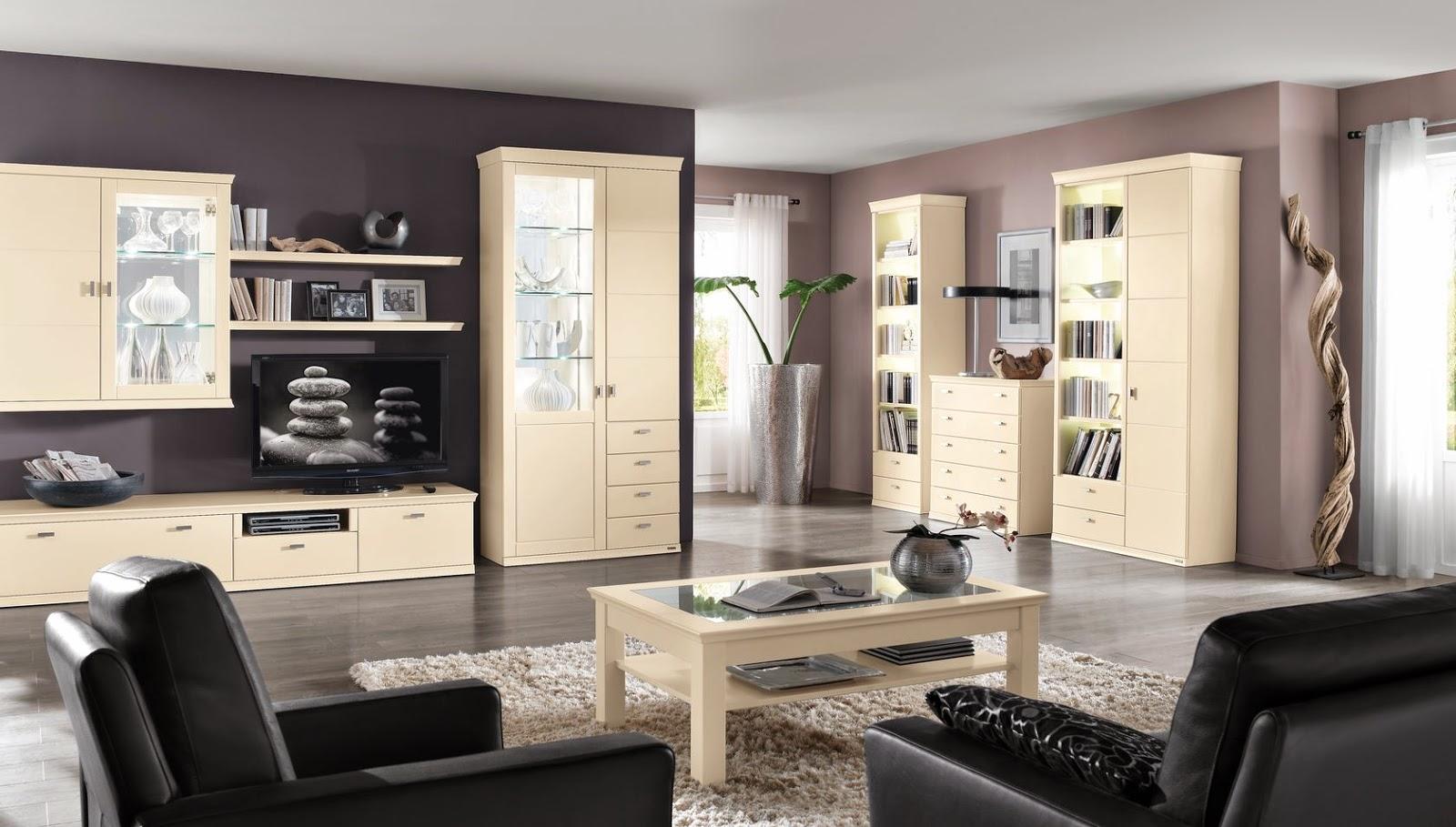 salon moderne de luxe. Black Bedroom Furniture Sets. Home Design Ideas