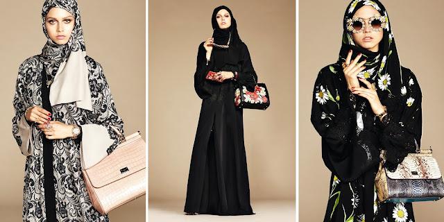 Common women wear for Muslims