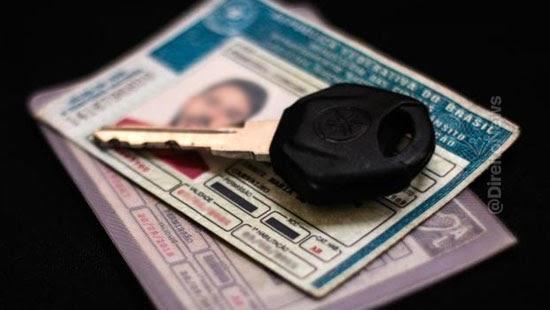 cnh exame toxicologico lei transito multas