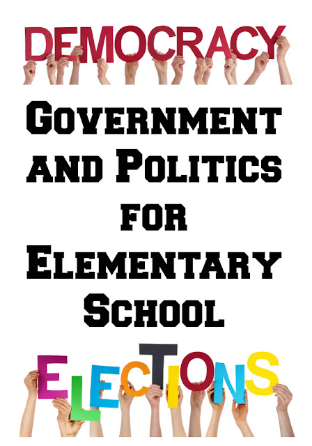 Government and politics resources for elementary school kids