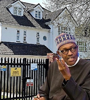 NIGERIAN LOOTERS IN RUSH TO SELL OF UK PROPERTIES