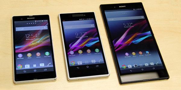 Sony Xperia Z1, Xperia Z1 Compact and Xperia Z Ultra ...  Sony Xperia Z1,...