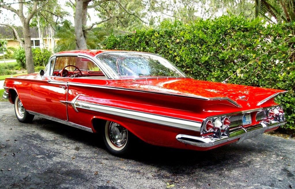 All American Classic Cars 1960 Chevrolet Impala 2 Door