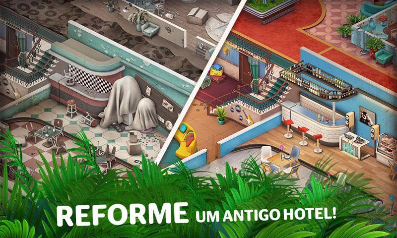 Baixar Hidden Hotel: Miami Mystery v 1.1.52 apk mod DINHEIRO INFINITO