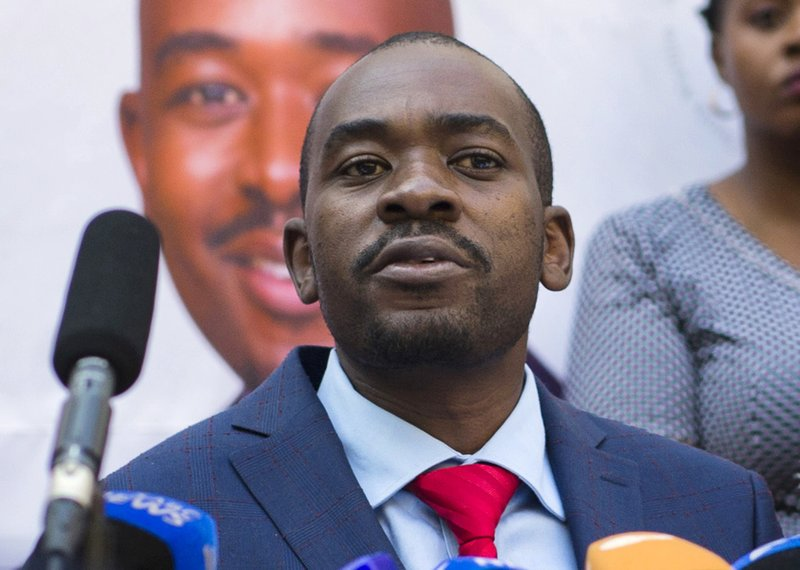 MDC Official Challenges Chamisa At High Court, Says Chamisa Is Neither President Or Acting President