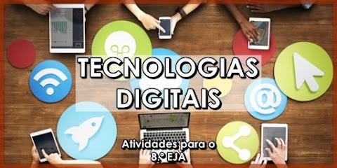 Tecnologias Digitais da Informação e Comunicação - Artes para o 8.º EJA